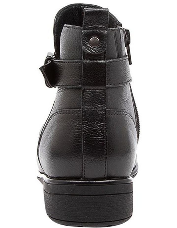 Edithvale Boot Black Euro Leather image 4