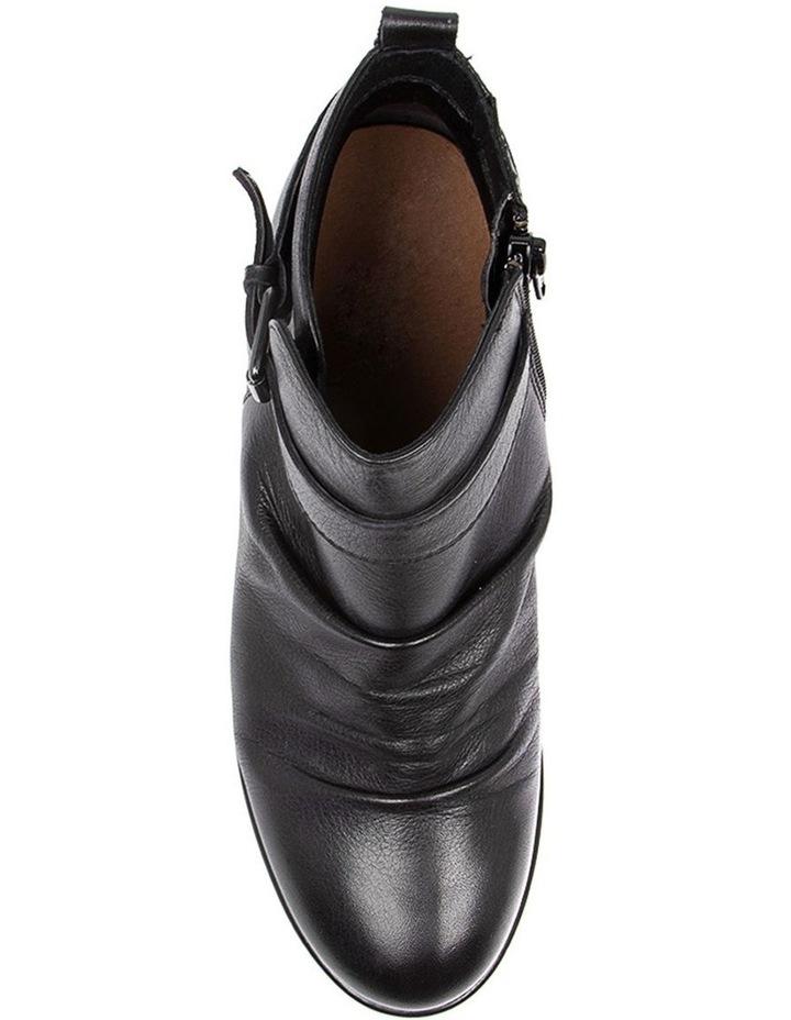 Edithvale Boot Black Euro Leather image 5