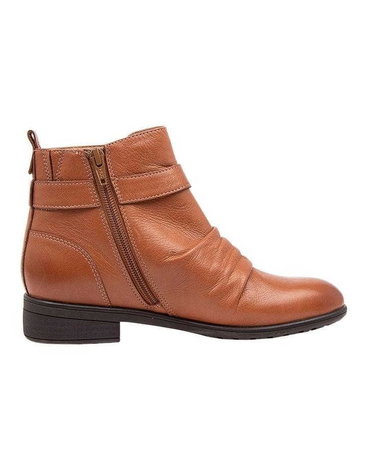 Edithvale Boot Dark Tan Euro Leather image 1