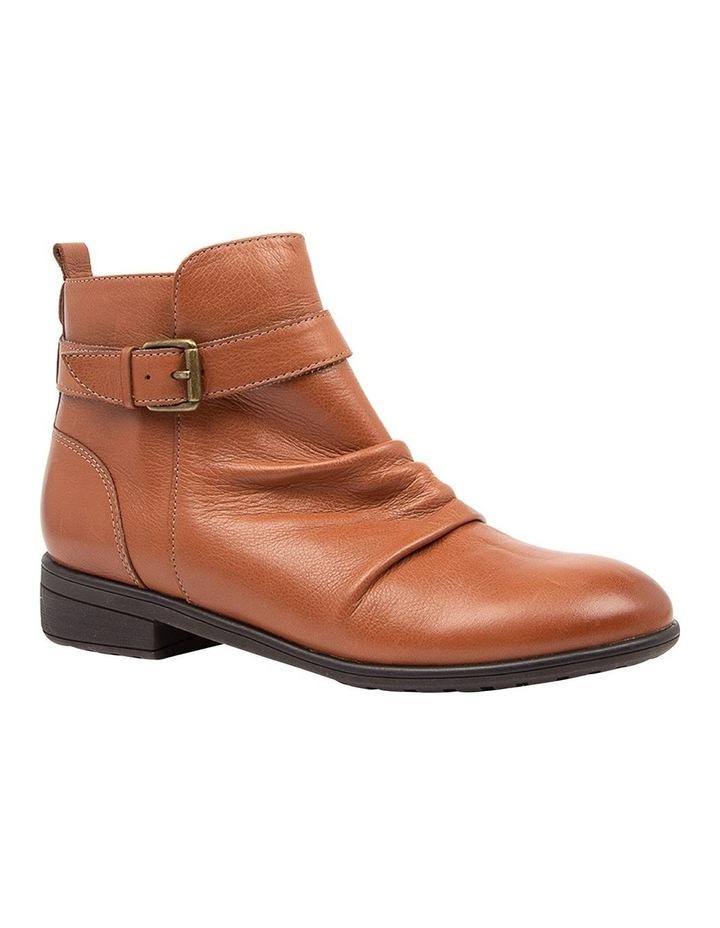 Edithvale Boot Dark Tan Euro Leather image 2
