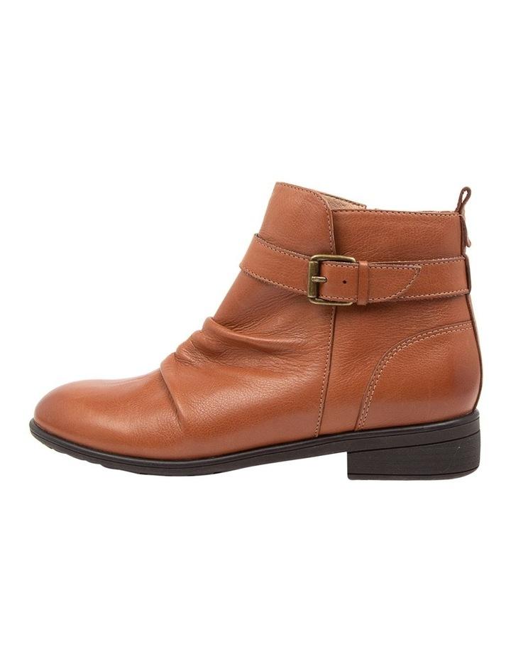 Edithvale Boot Dark Tan Euro Leather image 3