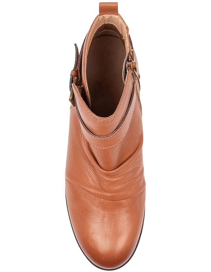 Edithvale Boot Dark Tan Euro Leather image 5
