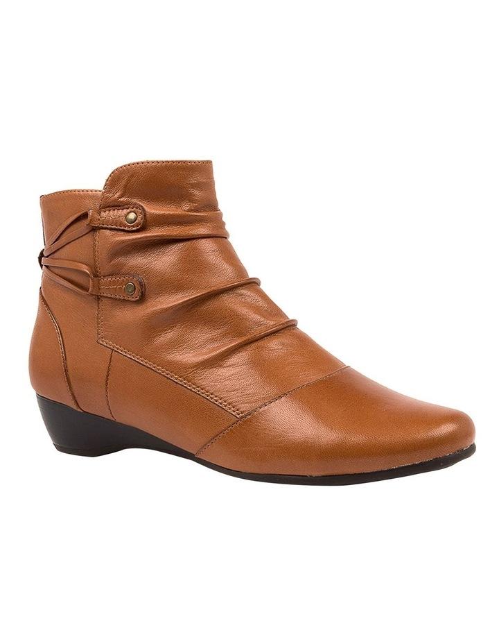 Dallas Tan Ankle Boot image 2
