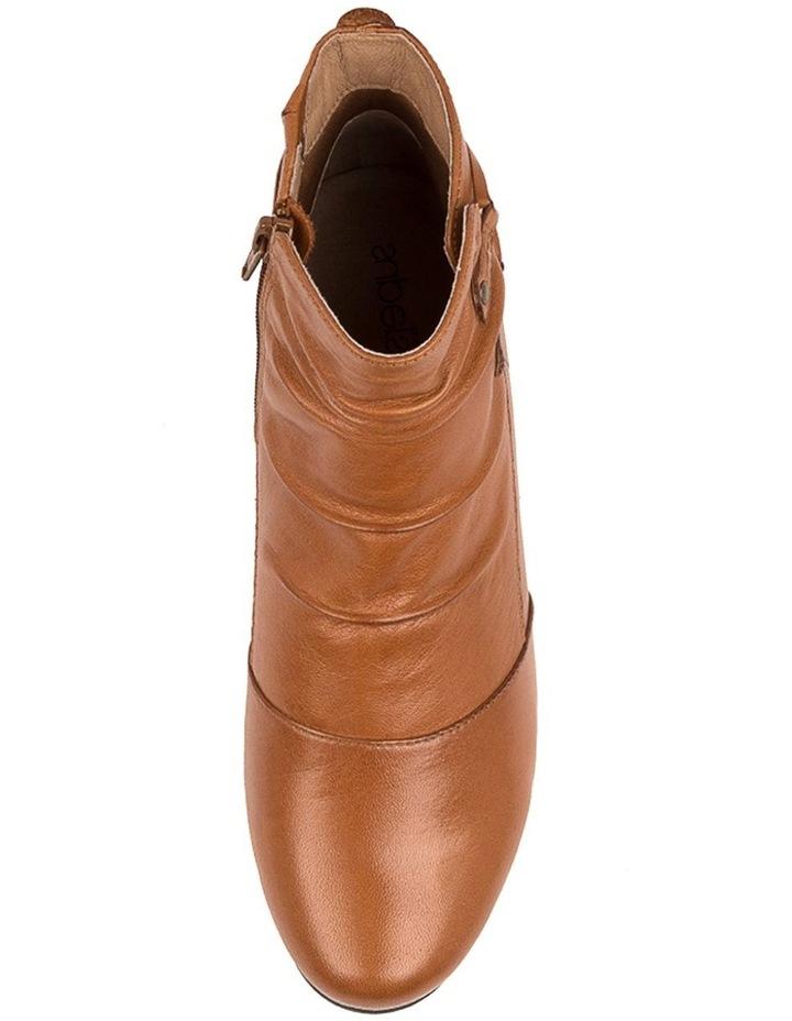 Dallas Tan Ankle Boot image 4