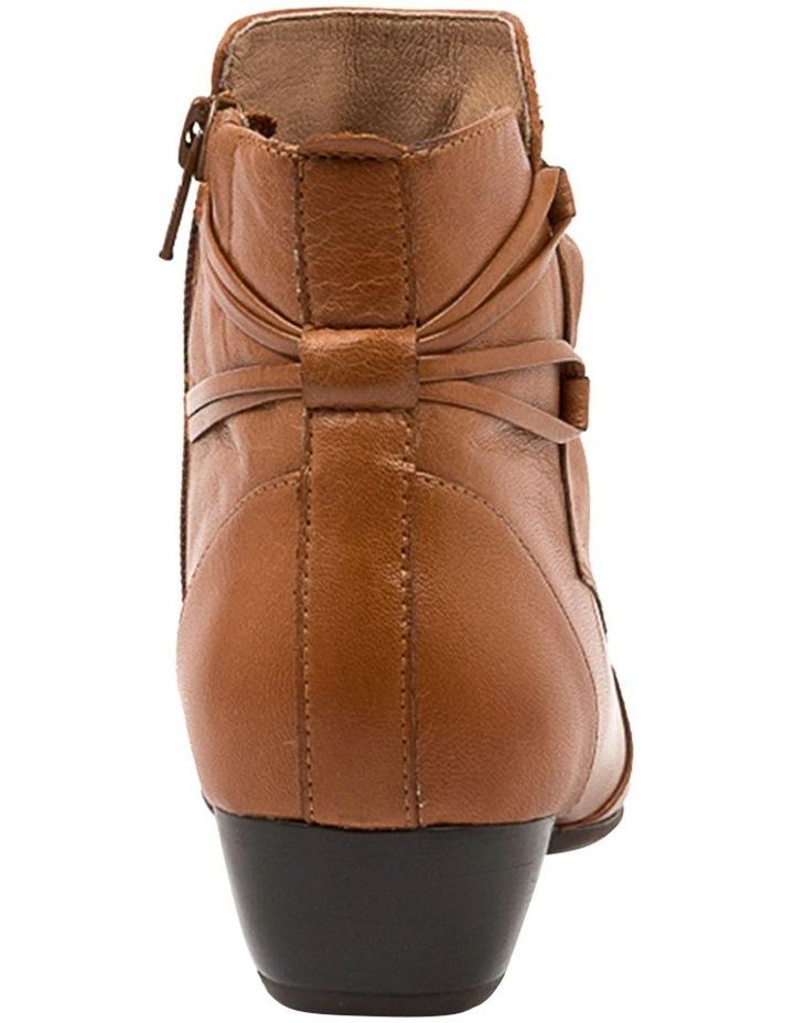 Dallas Tan Ankle Boot image 5