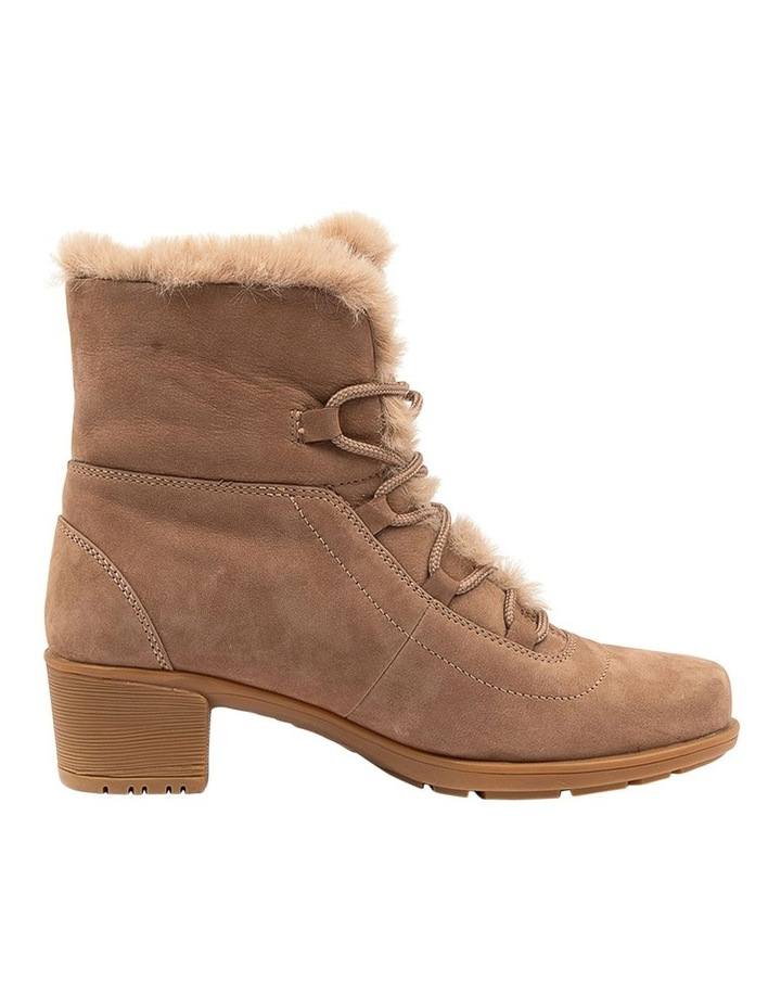 Izzy Latte Suede Boot image 1
