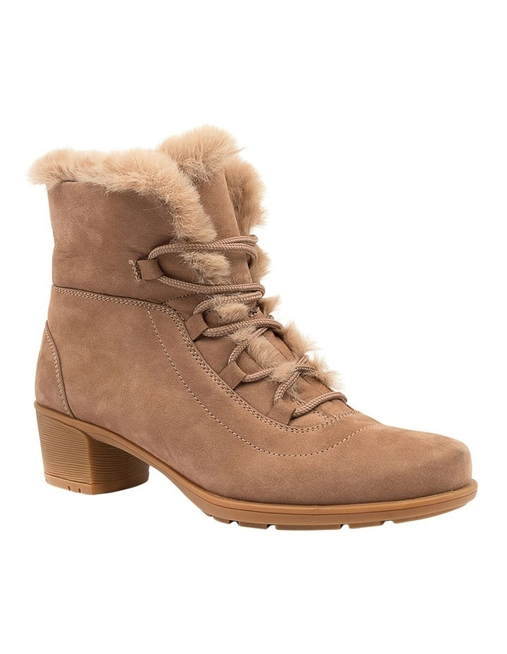 Izzy Latte Suede Boot image 2