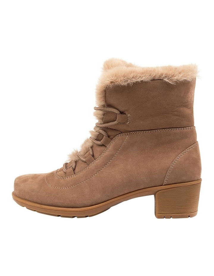 Izzy Latte Suede Boot image 3