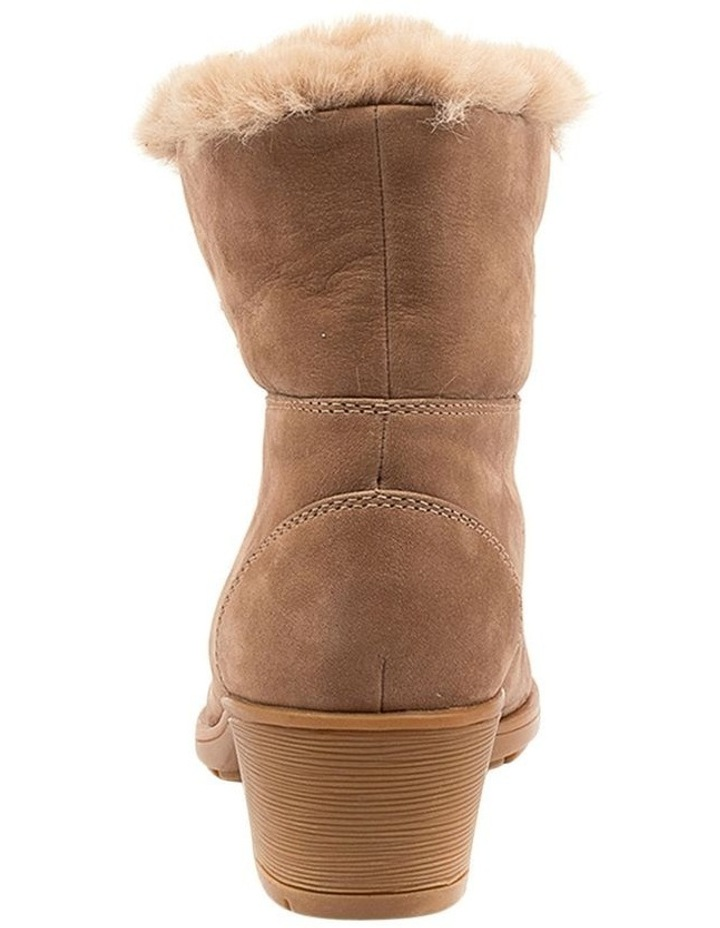 Izzy Latte Suede Boot image 5