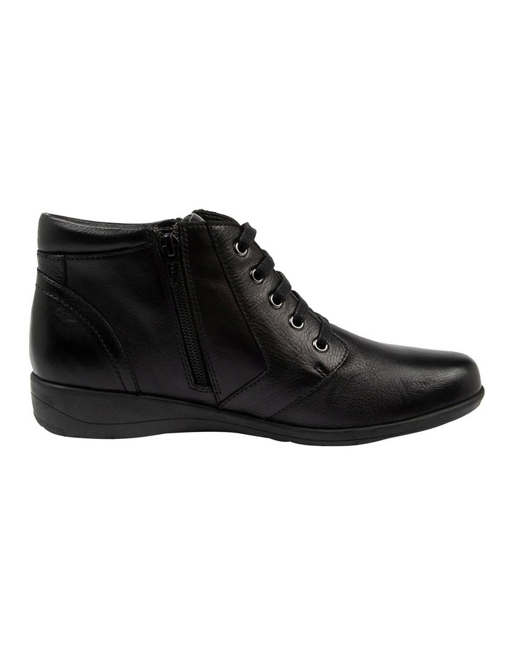 Poan Black Ankle Boot image 1