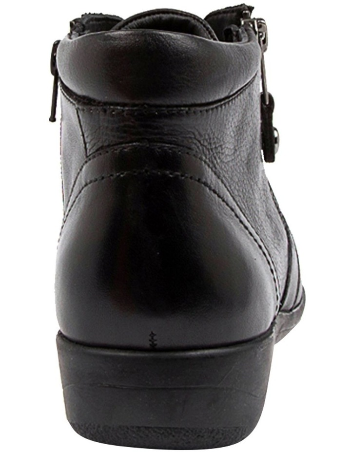 Poan Black Ankle Boot image 5