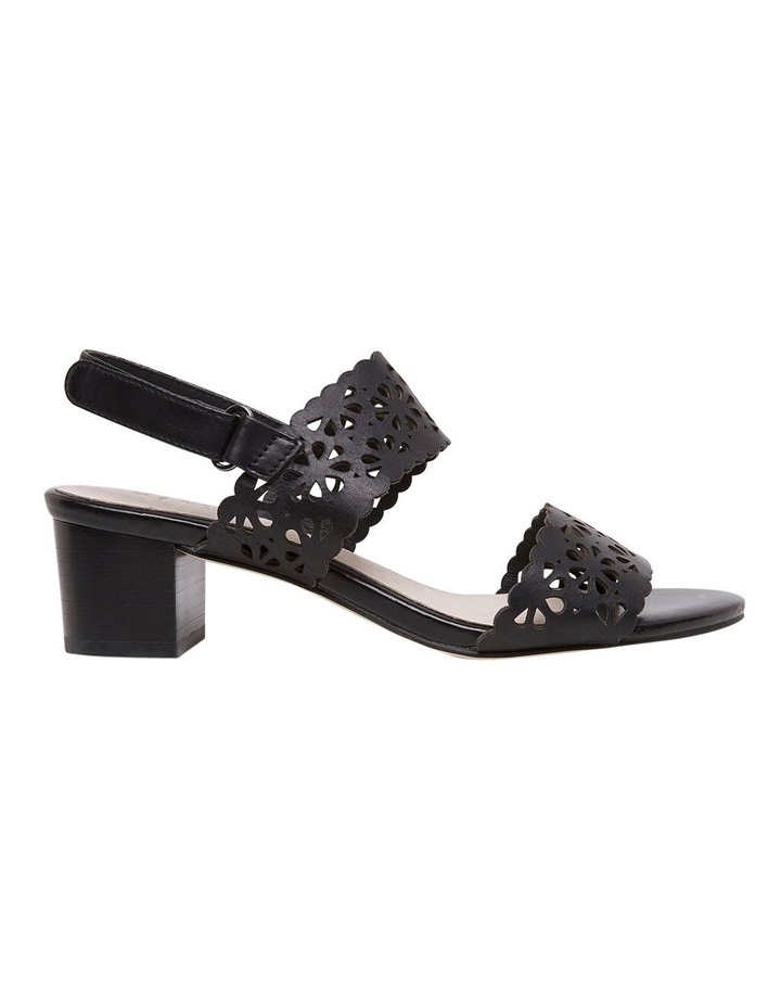 Supersoft by Diana Ferrari Cacey Black Sandal image 2