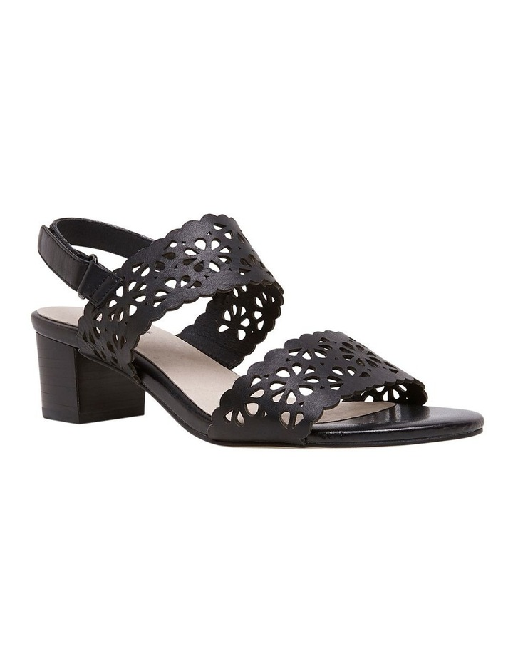 Supersoft by Diana Ferrari Cacey Black Sandal image 4