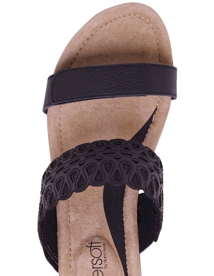 Bellamy Black Sandal image 8