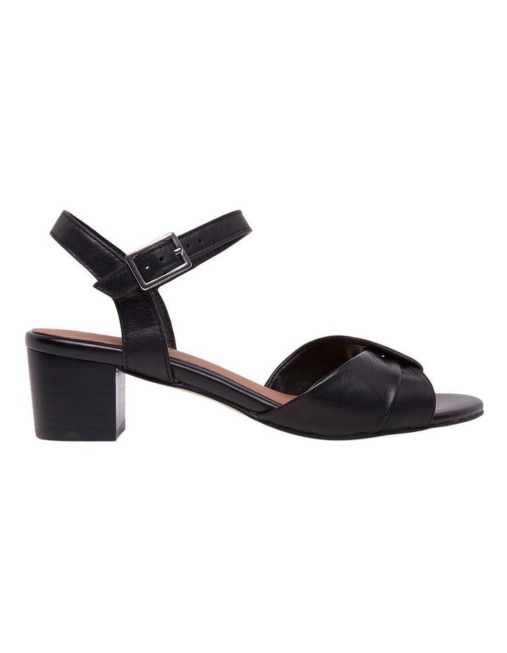 Cleantha 2 Black Sandal image 2