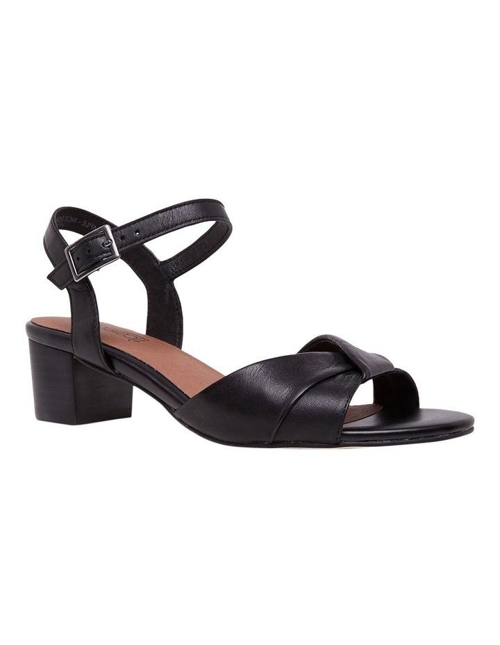 Cleantha 2 Black Sandal image 4