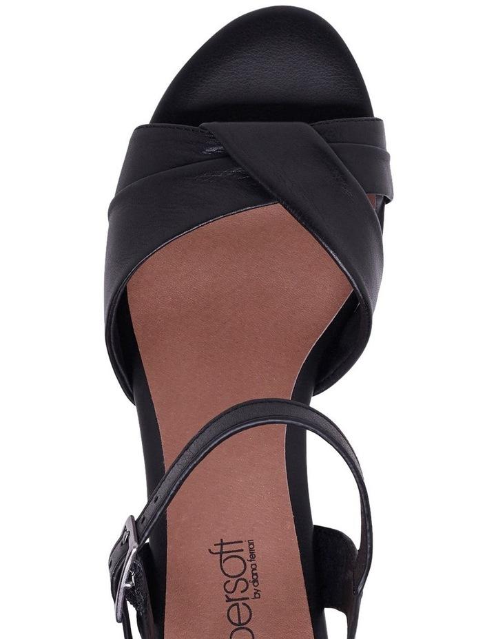 Cleantha 2 Black Sandal image 8