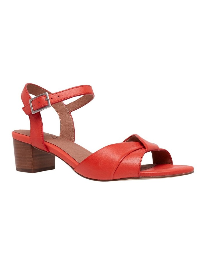Cleantha 2 Coral Sandal image 4