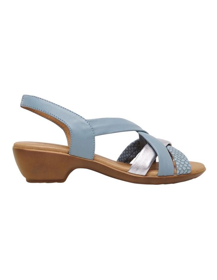 Demala Sky Blue Multi Sandal image 2