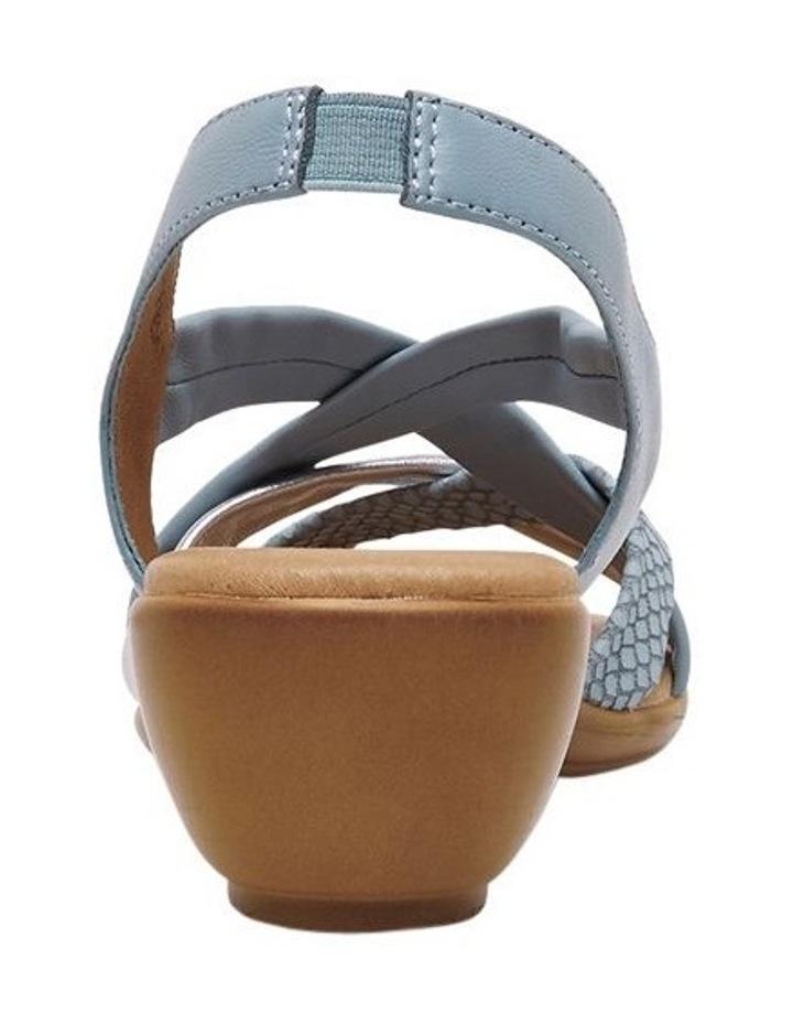 Demala Sky Blue Multi Sandal image 6