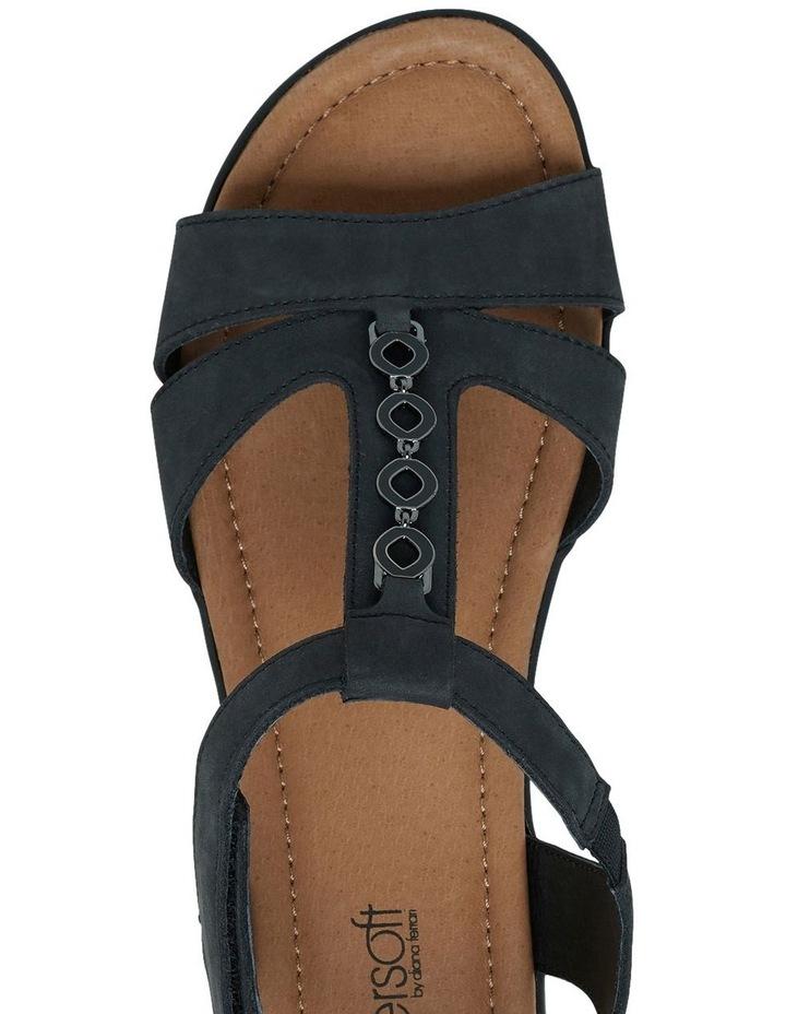Ferraro Charcoal Nap Sandal image 8