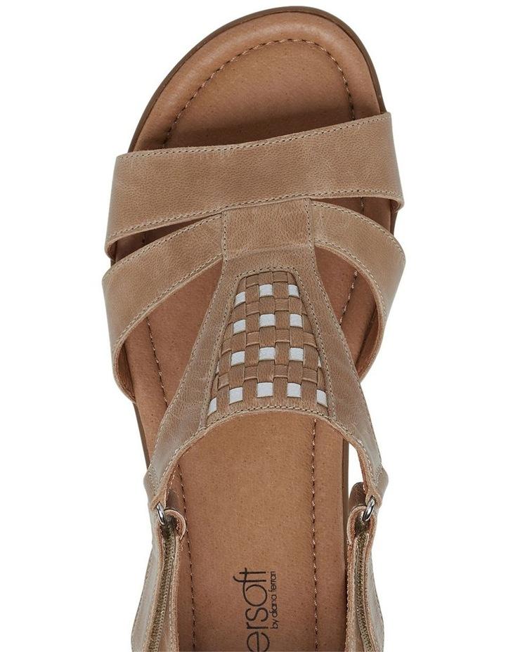 Flinders Taupe Sandal image 8