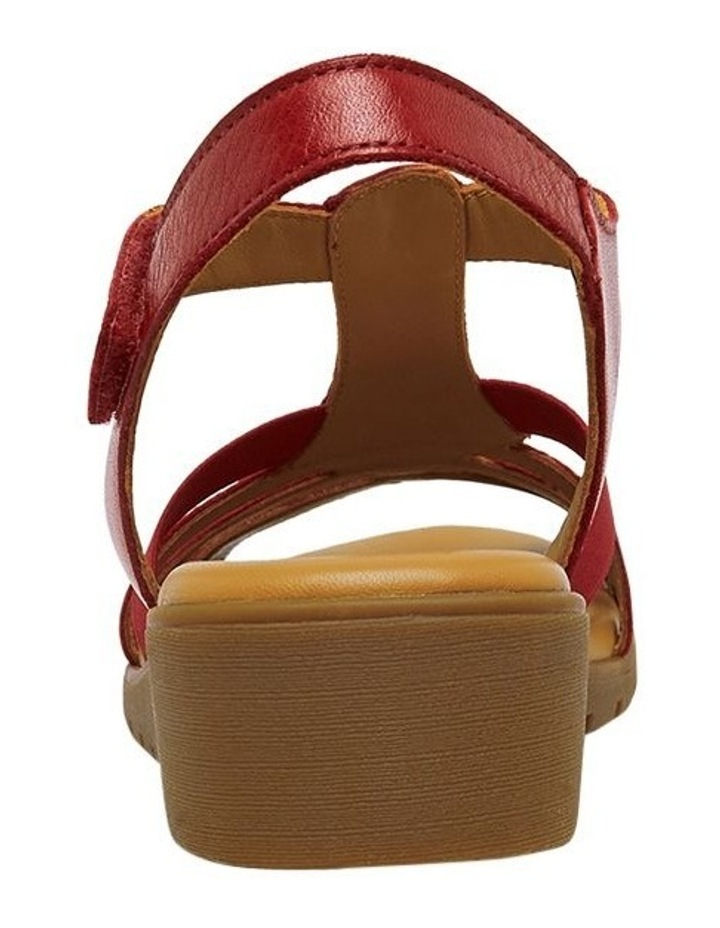 Hutchins Red Sandal image 6