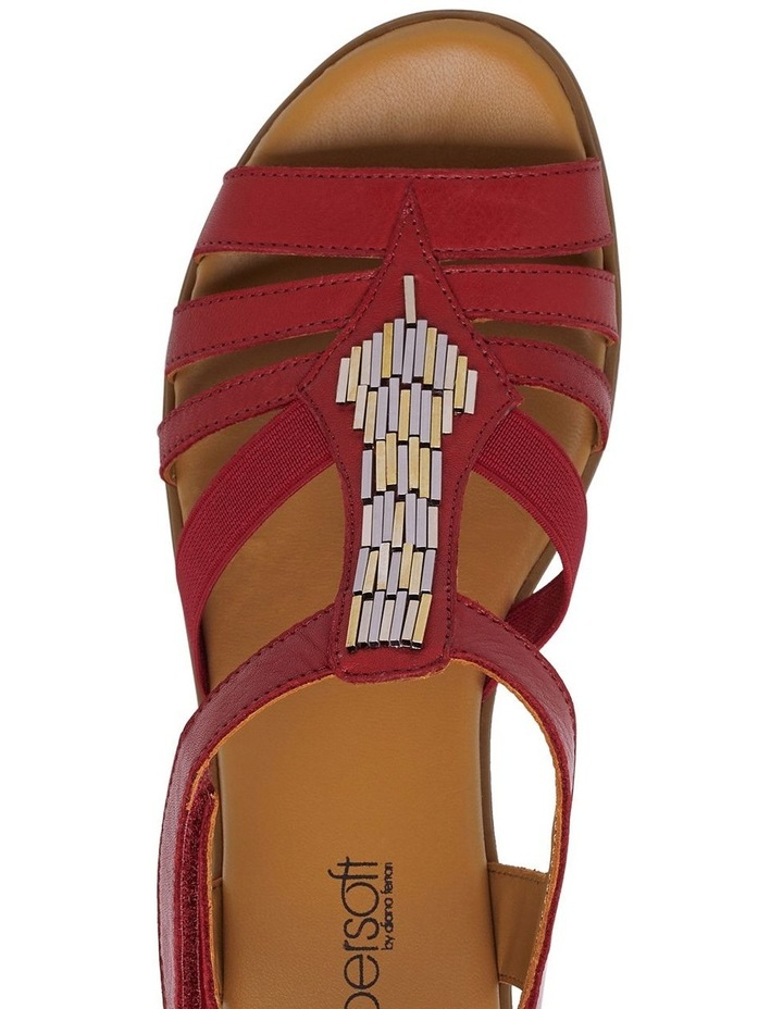 Hutchins Red Sandal image 8