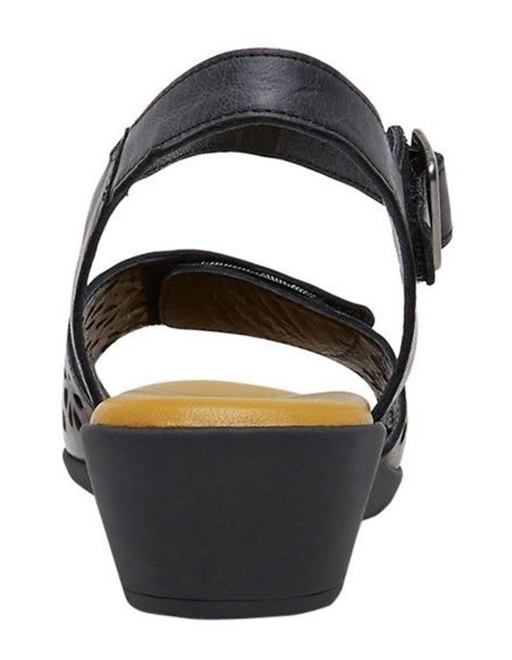 Ibelia Black Sandal image 6