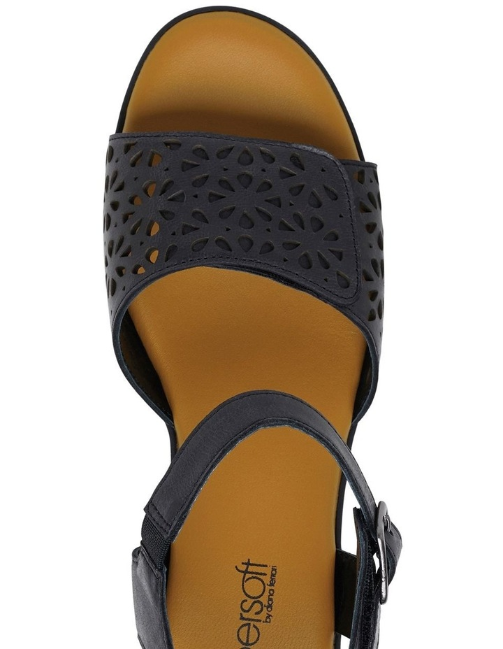 Ibelia Black Sandal image 8