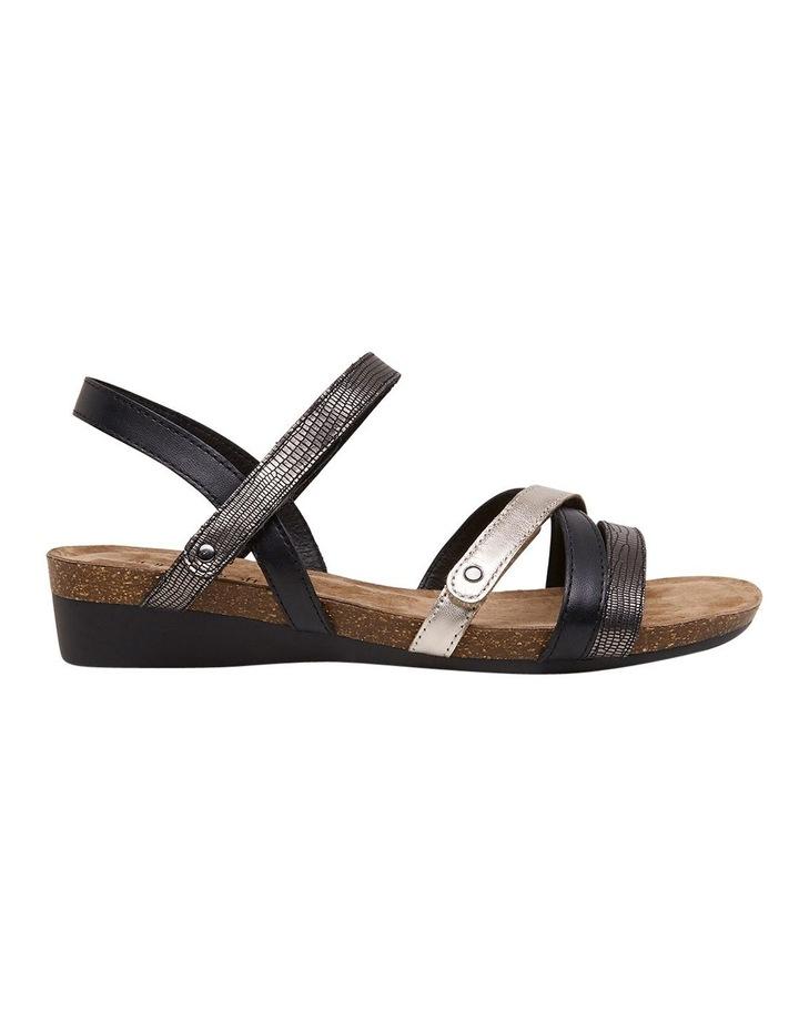 Queisha Black Multi Sandal image 1
