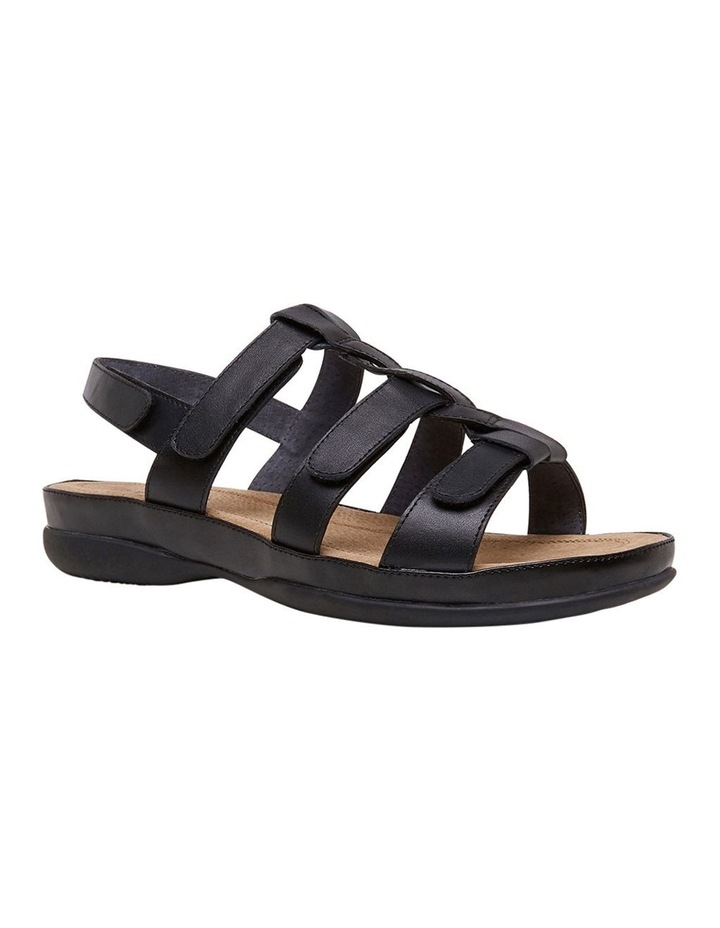 Samwell Black Sandal image 4