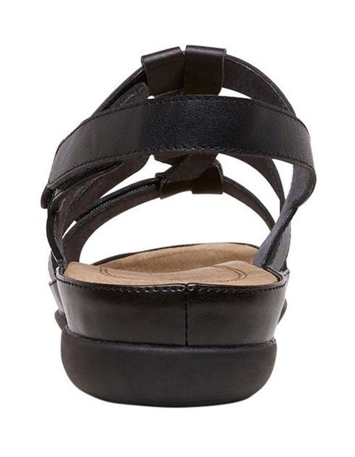 Samwell Black Sandal image 6