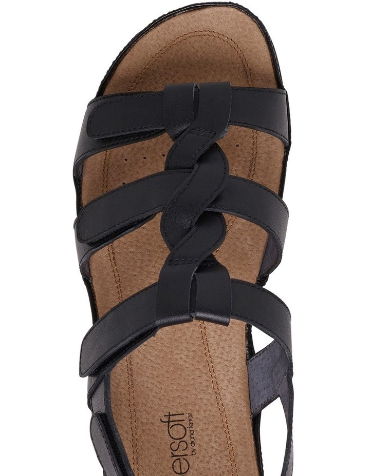 Samwell Black Sandal image 8
