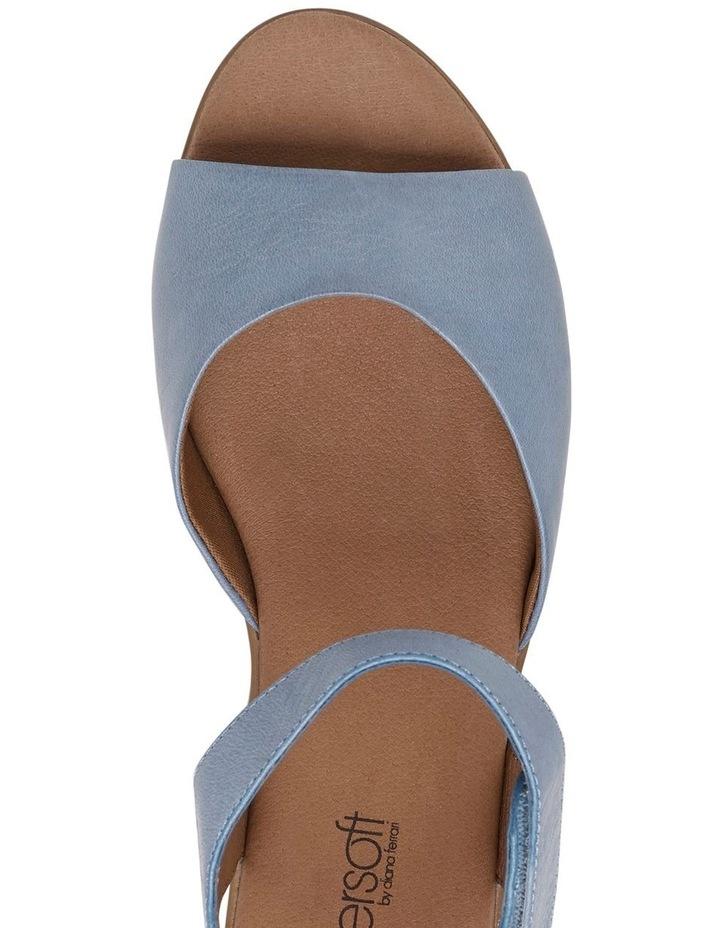 Vanstone Light Denim Sandal image 8