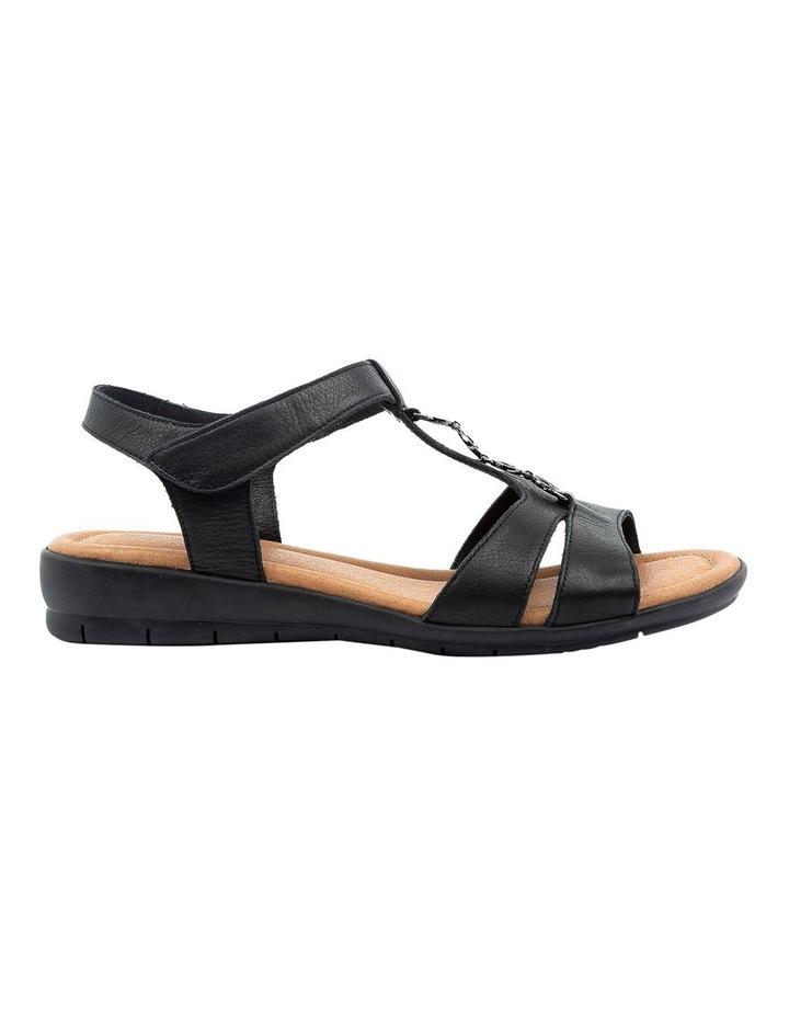Ferraro Black Sandal image 1