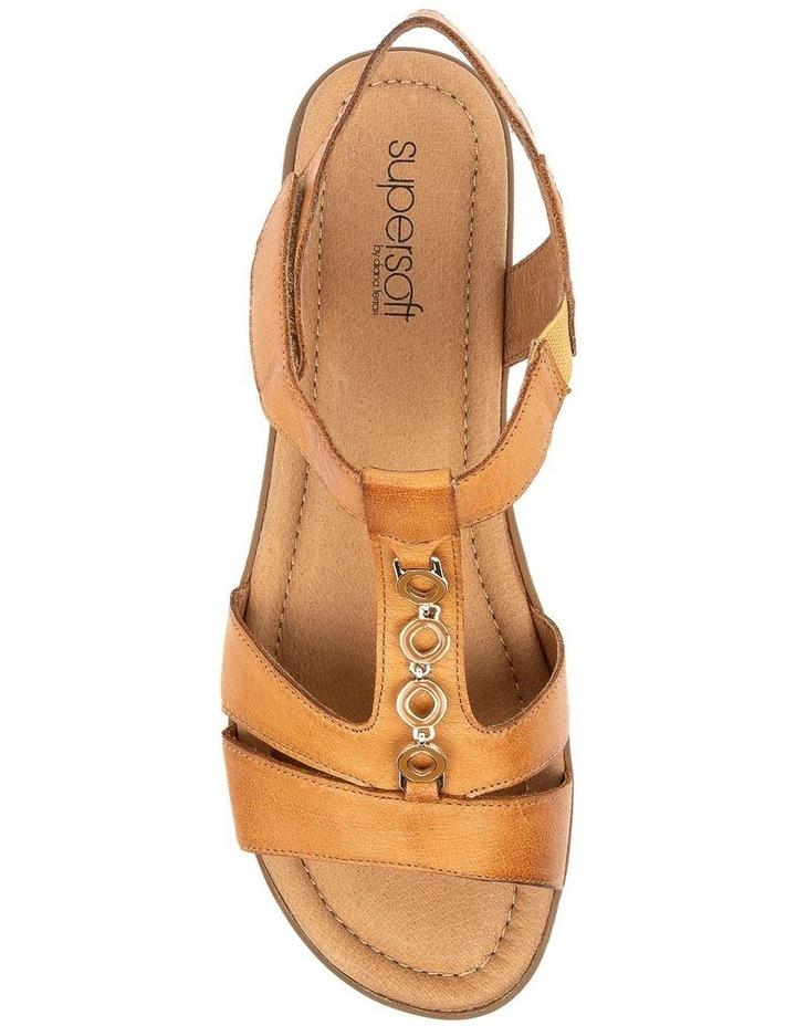 Ferraro Tan Sandal image 5