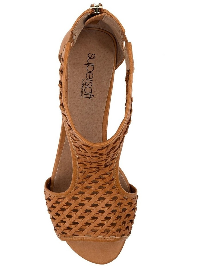 Burns Tan Sandal image 5