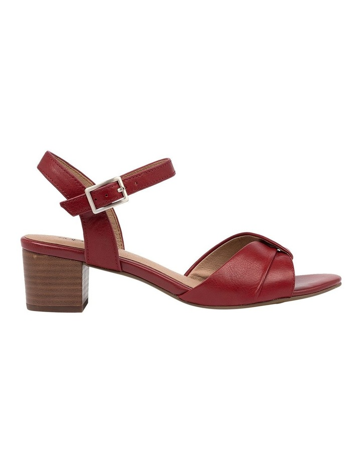 Cleantha2 Red Sandal image 1