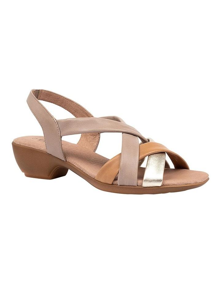 Demala Taupe Multi Sandal image 2