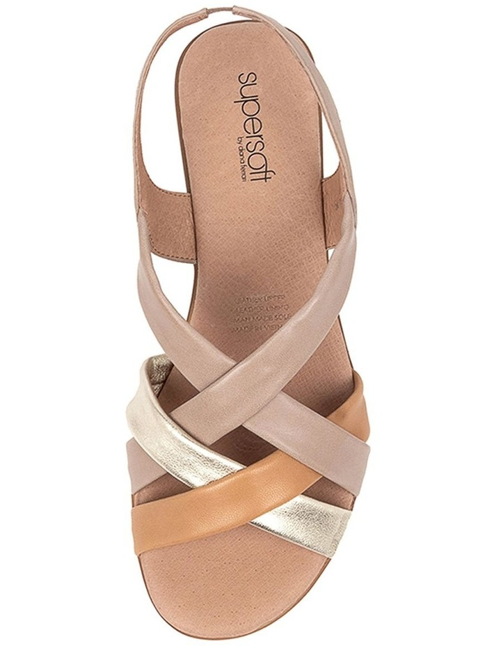Demala Taupe Multi Sandal image 4
