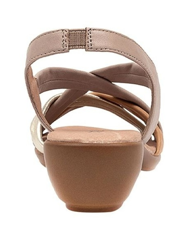 Demala Taupe Multi Sandal image 5