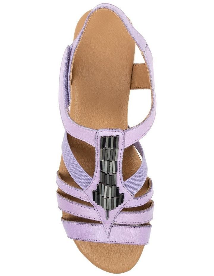 Hutchins Lavender Sandal image 5