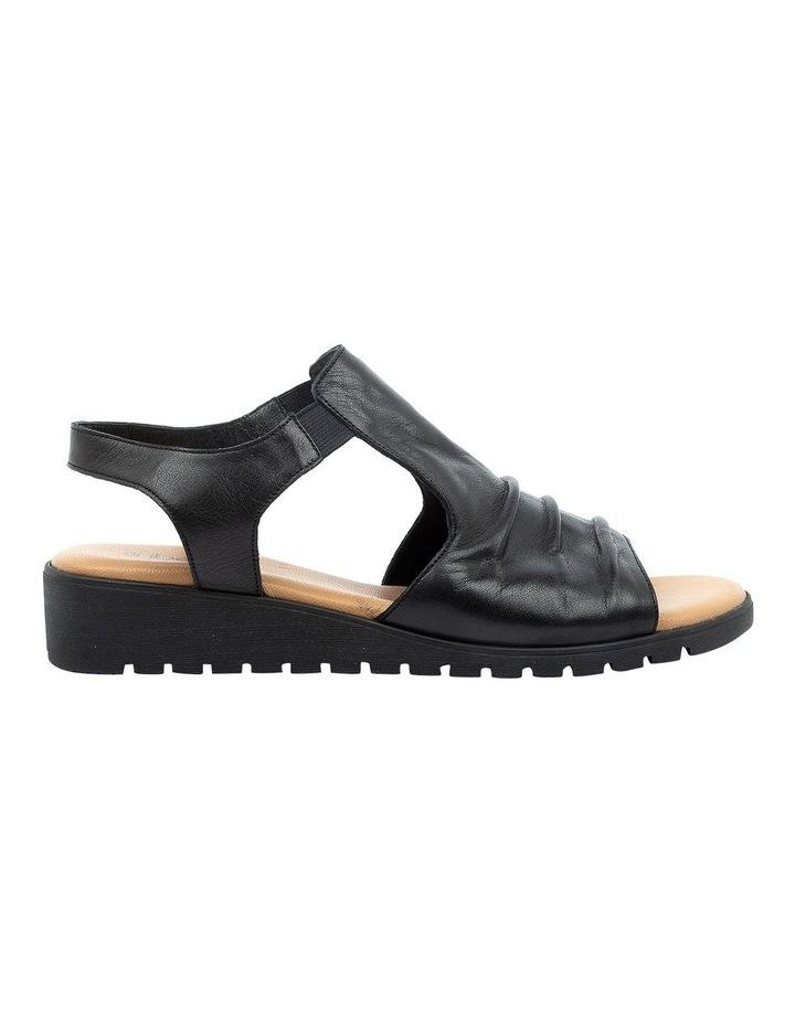 Harlan Black Sandal image 1