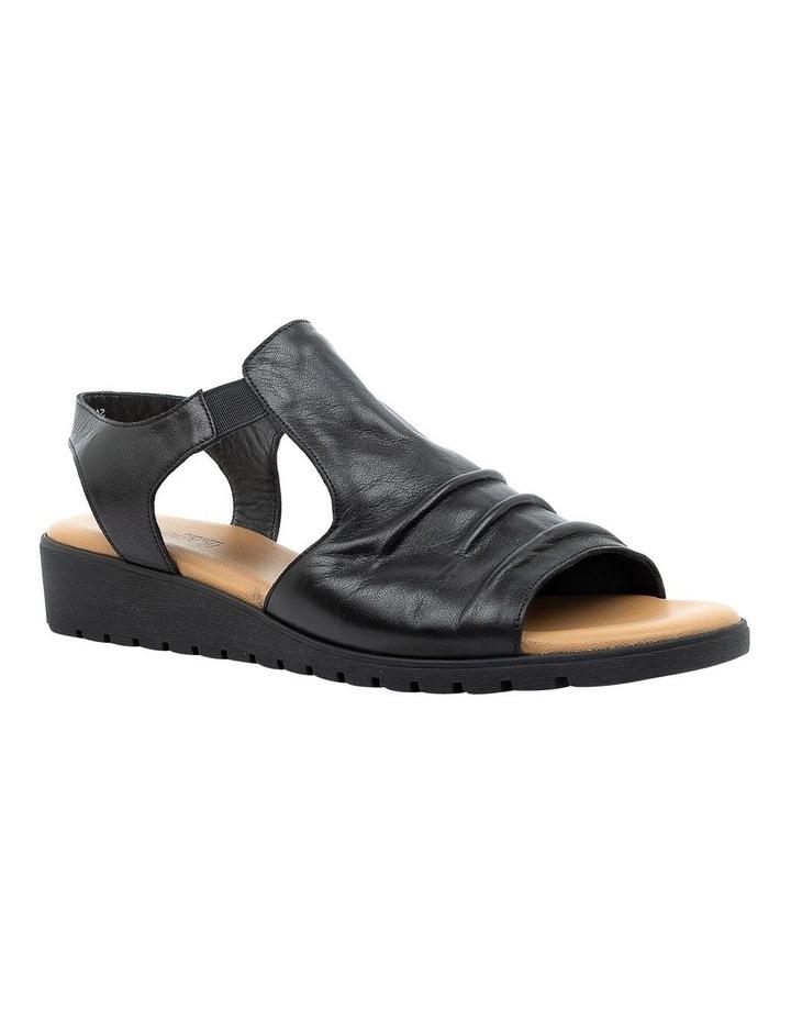 Harlan Black Sandal image 2