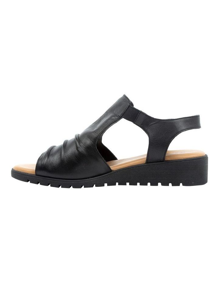 Harlan Black Sandal image 3