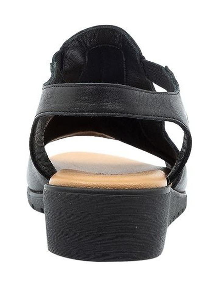 Harlan Black Sandal image 4