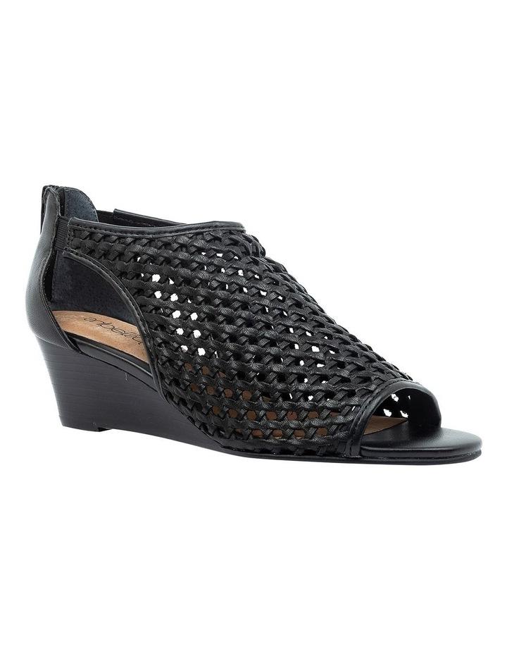 Kluger Black Sandal image 2
