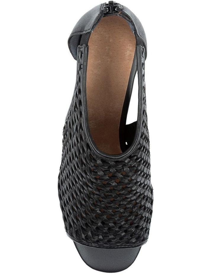Kluger Black Sandal image 5