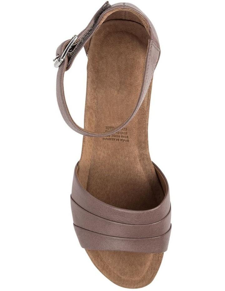 Racquel Dusty Mauve Sandal image 5